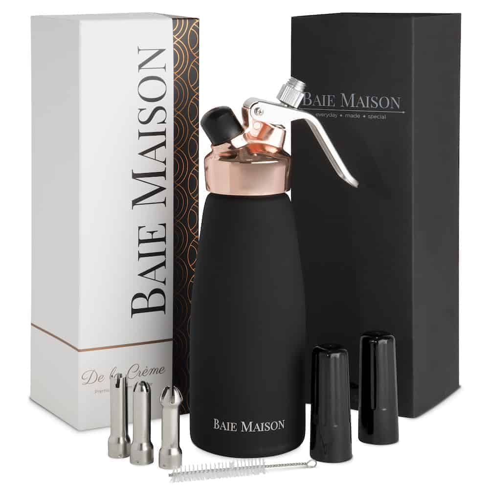 Baie Maison Whipped Cream Dispenser