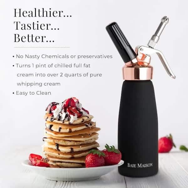 3 Baie Maison Cream Whipper Benefits 600